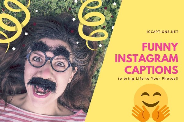 Funny Instagram Captions to bring Life to Your Photos!!