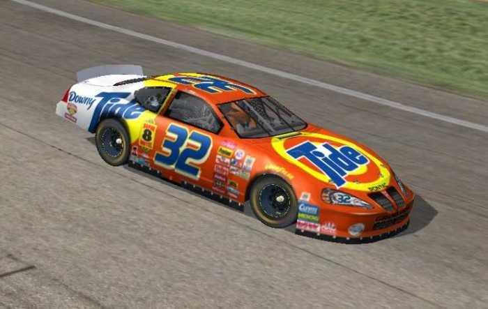 IGCD.net: Pontiac Grand Prix NASCAR in NASCAR Thunder 2004