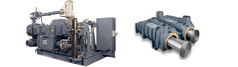 Atlas Copco Air Cooler