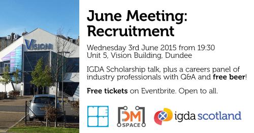 June 2015 Recruitment Banner