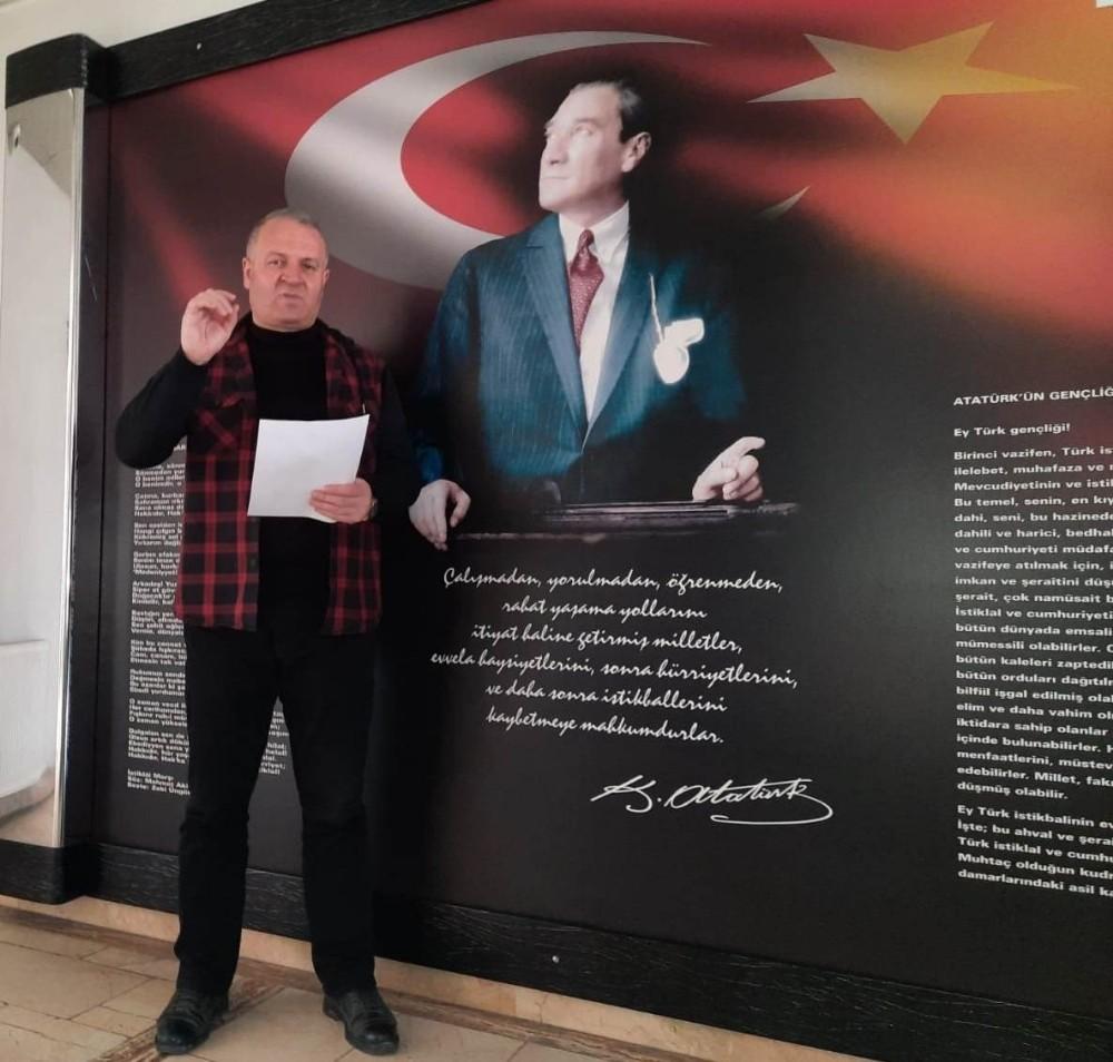 """ASİMDER Başkanı Gülbey: """"Hocalı katliam değil soykırımdır"""""""