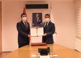 Iğdır'a yapılacak Gençlik ve Spor Yatırımları sözleşmesi imzalandı