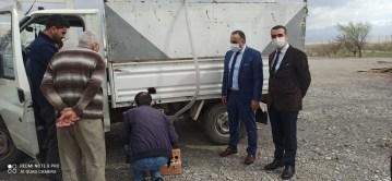 Iğdır'da süt toplama terazileri kontrol edildi