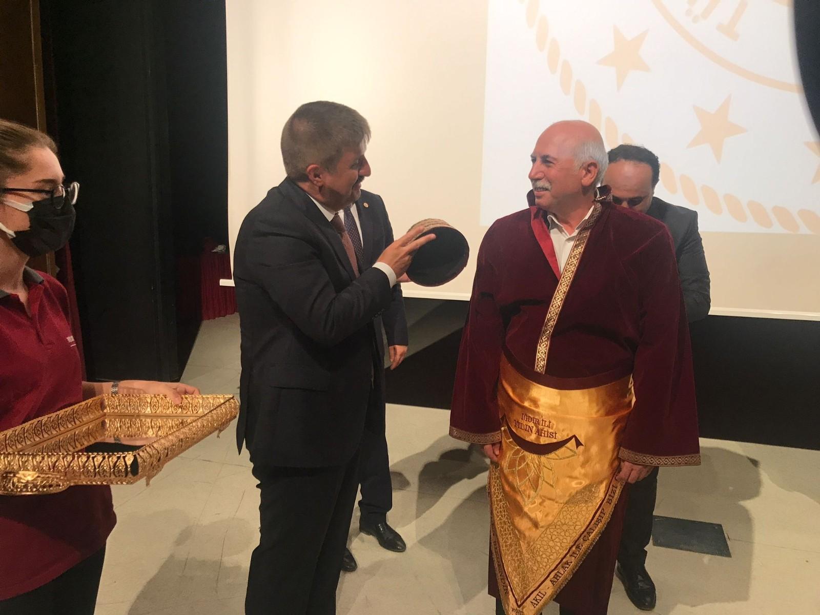 Iğdır'da Ahilik Haftası kutlamaları
