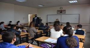 Iğdır İl Milli Eğitim Müdürü Canlı, okulları ziyaret etti
