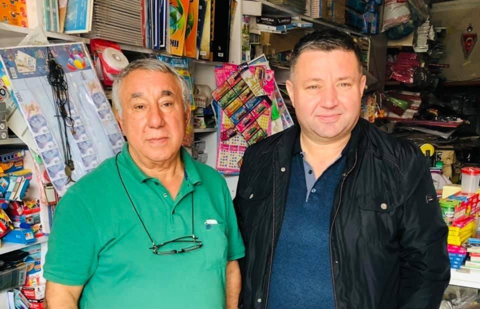 Yılmaz'dan, Iğdır Azerbaycan Evi Derneği'ne ziyaret