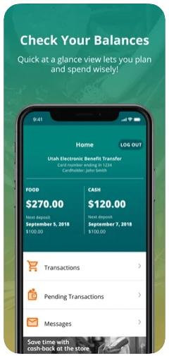 """Check Georgia EBT Balance by Mobile Phone"""