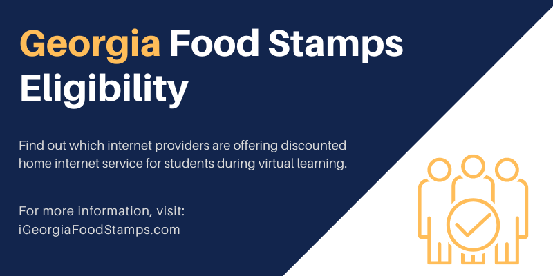 Georgia Food Stamps Eligibility