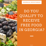 Georgia Food Stamps Income Limit for 2019