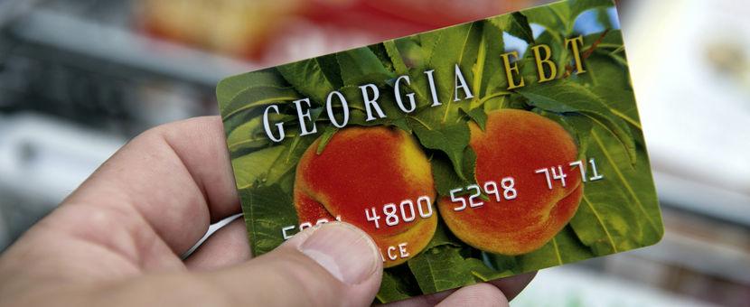 Gateway.ga.gov food stamp application