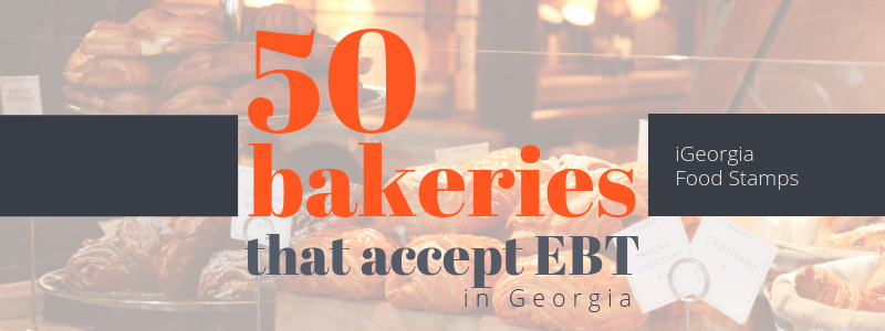 Bakeries that accept EBT in Georgia