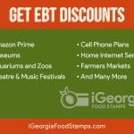 Georgia EBT Discounts