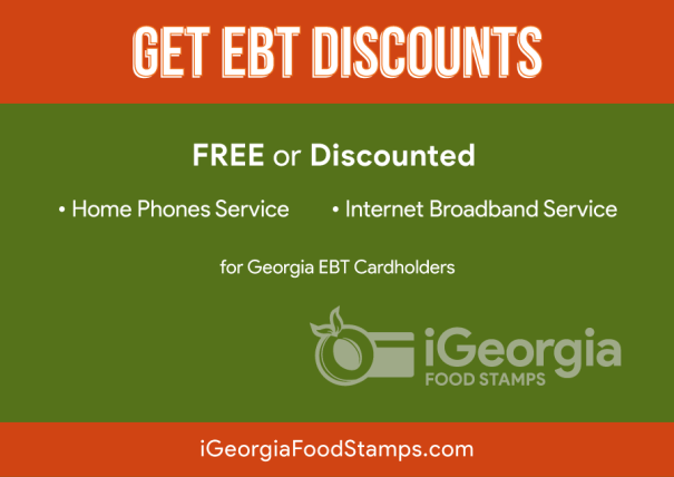 Free Government Phones For Food Stamps Georgia Georgia Food Stamps