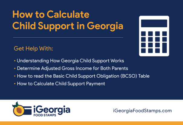 """Georgia Child Support Calculator"""