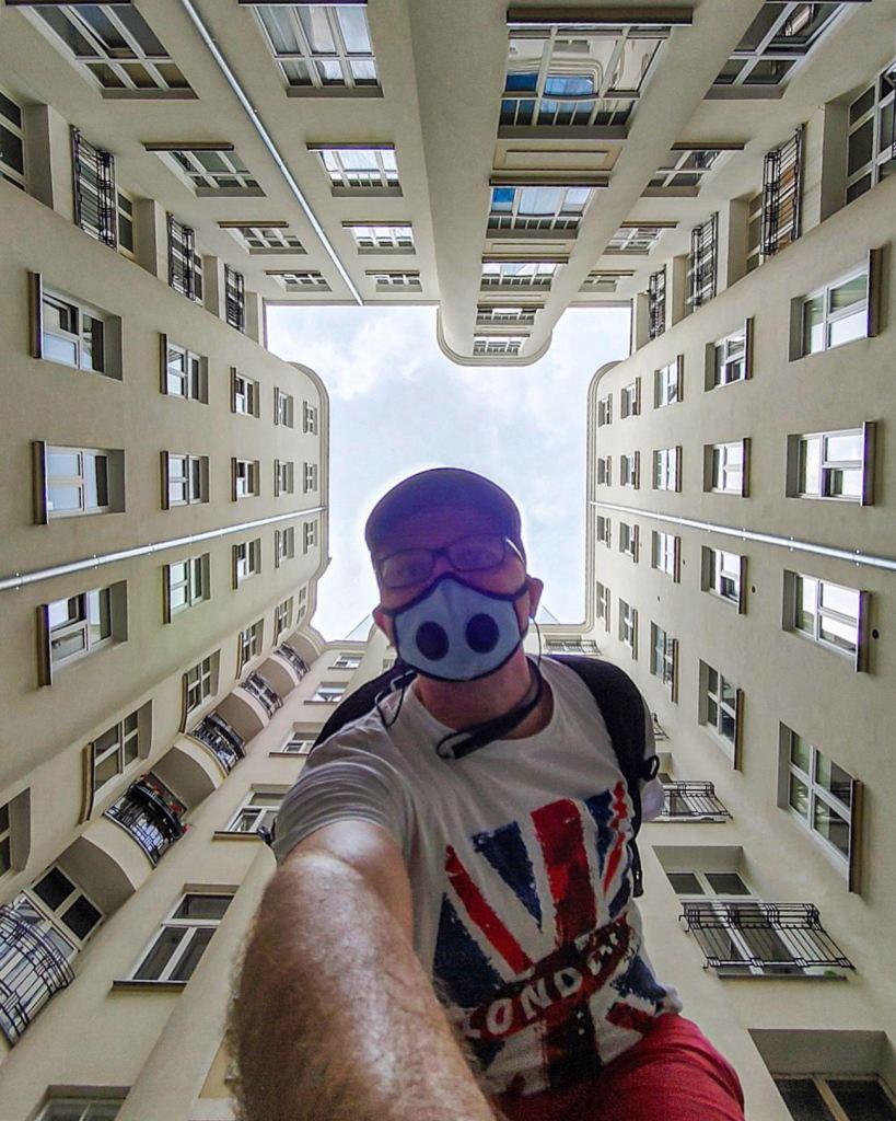 Warszawa Instagram Jaroslaw Marciuk mobilny fotograf