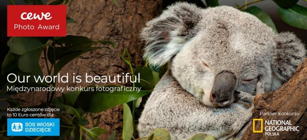 CEWE Photo Award konkurs dla fotografów amatorów