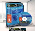 Windows 10 Pro with Office 2019 October 2020 Free Download