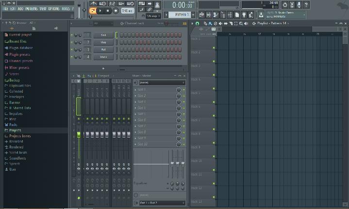 Image-Line-FL-Studio-Producer-Edition-12.3-Portable-Offline-Installer-Download