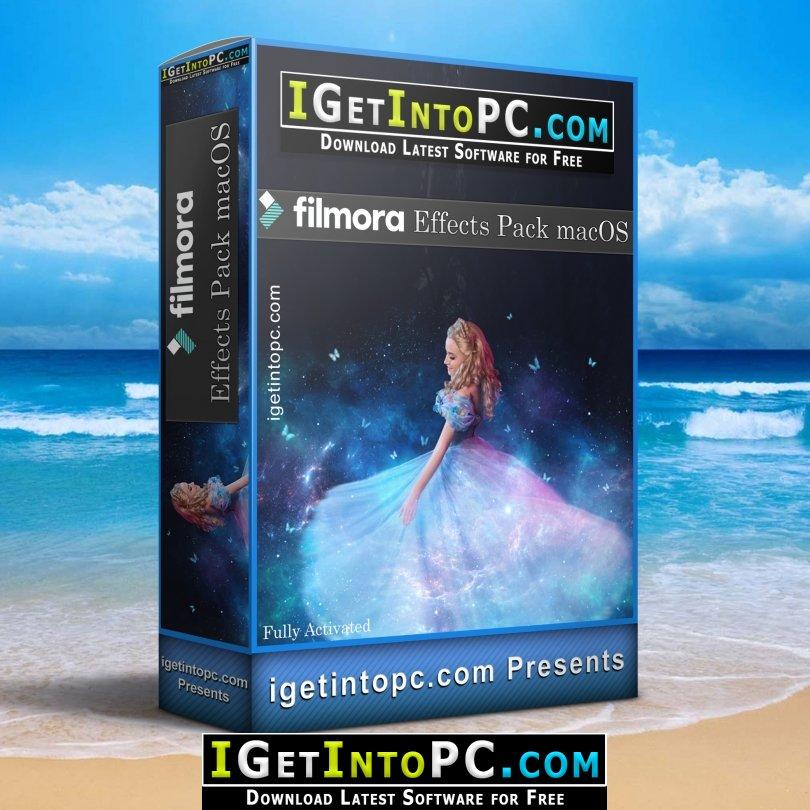 Wondershare Filmora Effects Pack macOS Free Download 1
