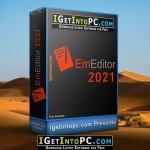 EmEditor Professional 21 Free Download