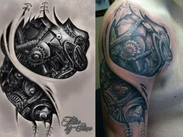Stone Tattoo