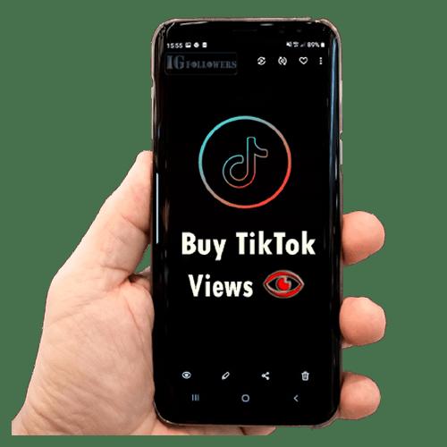 Buy TikTok Views-Product , igfollowers.uk