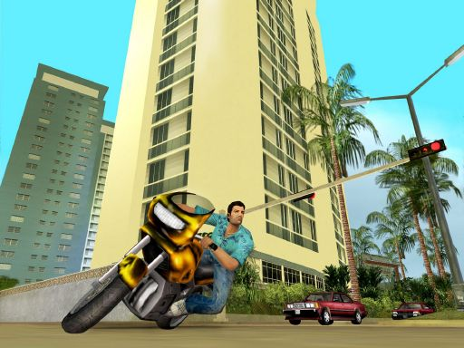 Grand Theft Auto: Vice City PC Crack