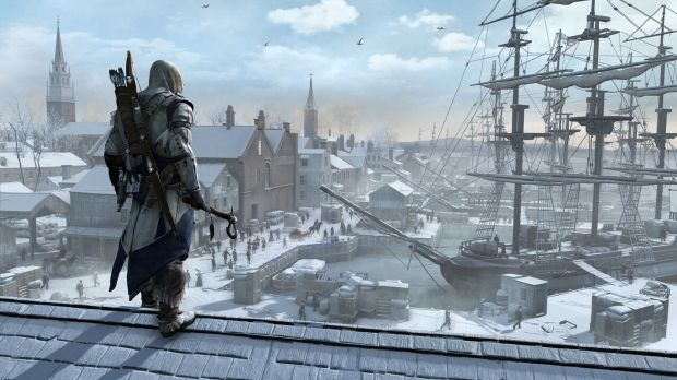 Assassin's Creed III Torrent Download