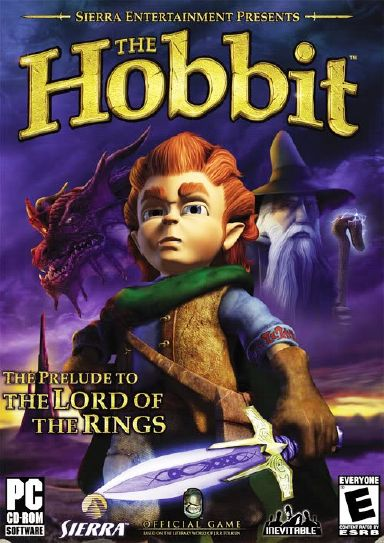Image result for the hobbit pc game