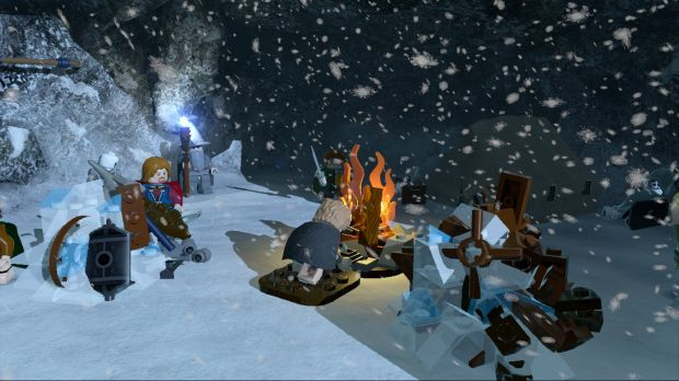 LEGO The Lord of the Rings Torrent Download
