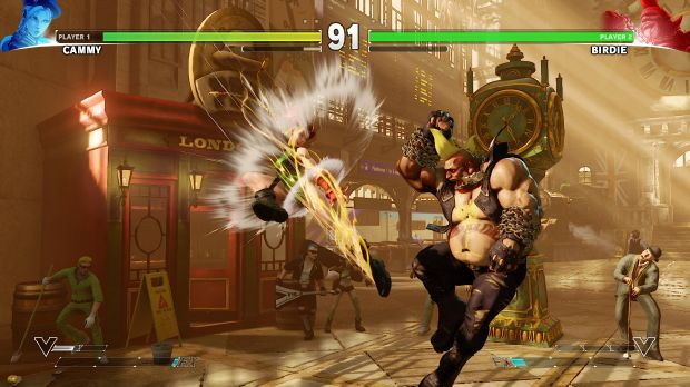 Street Fighter V 2017 Deluxe Edition PC Crack