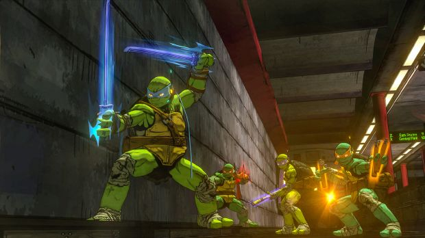 Teenage Mutant Ninja Turtles: Mutants in Manhattan Torrent Download