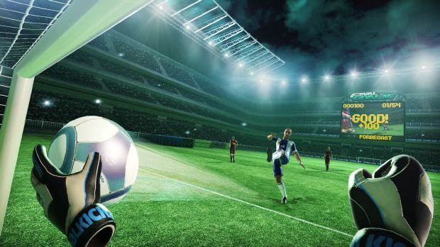 Final Goalie: Football simulator Torrent Download