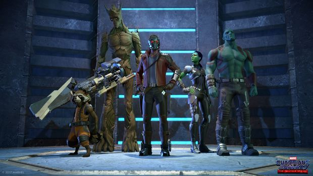 Marvel's Guardians of the Galaxy: The Telltale Series Torrent Download