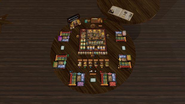 Tabletop Simulator - Cavern Tavern Torrent Download