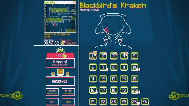 Slime-san: Blackbird's Kraken PC Crack