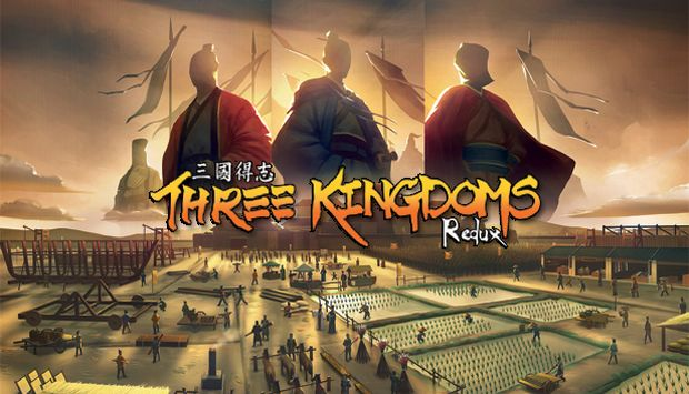 Tabletop Simulator - Three Kingdoms Redux Free Download
