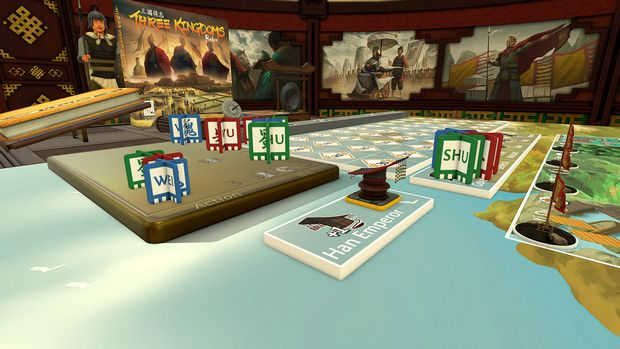 Tabletop Simulator - Three Kingdoms Redux PC Crack