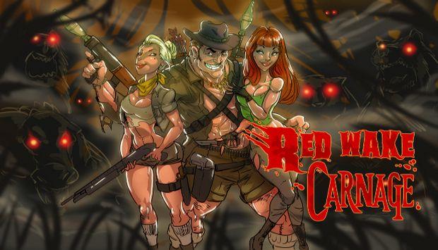Red Wake Carnage Free Download
