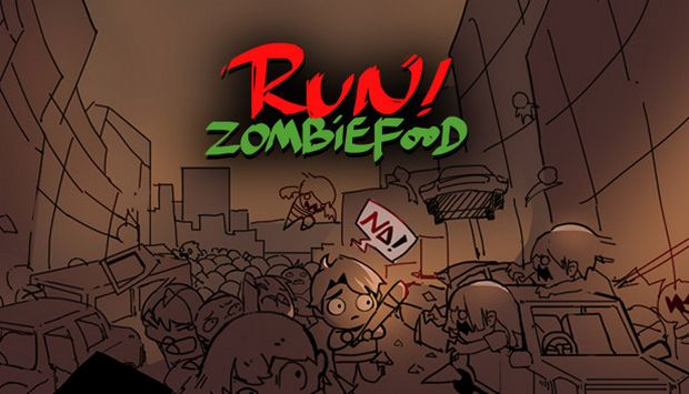 Run!ZombieFood! Free Download