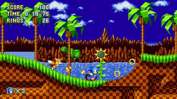 Sonic Mania Torrent Download