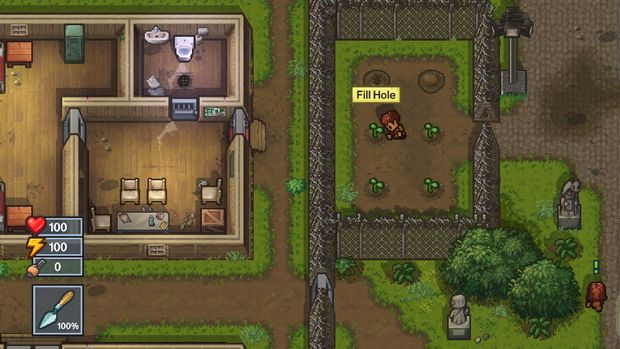 The Escapists 2 PC Crack
