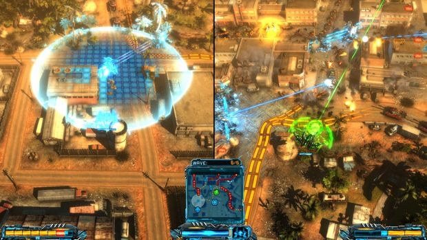 X-Morph: Defense PC Crack