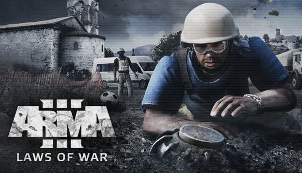 Free Download Arma 3 Laws of War