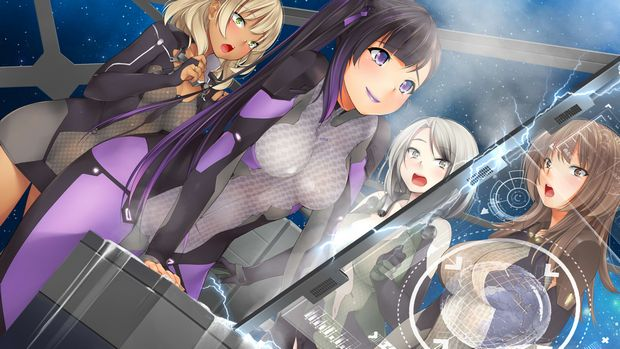 Galaxy Girls PC Crack