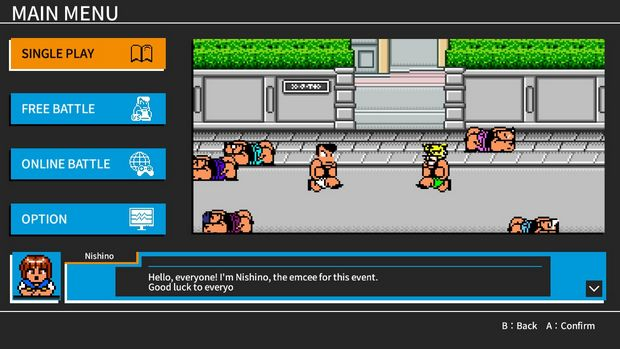 River City Melee : Battle Royal Special PC Crack