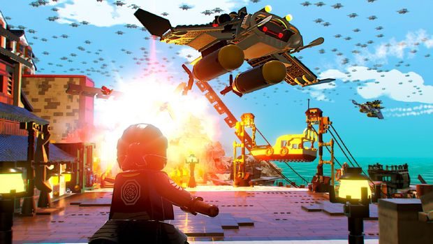 Free Download The LEGO NINJAGO Movie Video Game