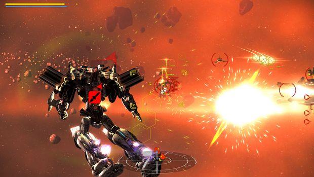 War Tech Fighters Torrent Download