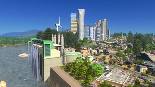 Cities: Skylines Green Cities Torrent Download