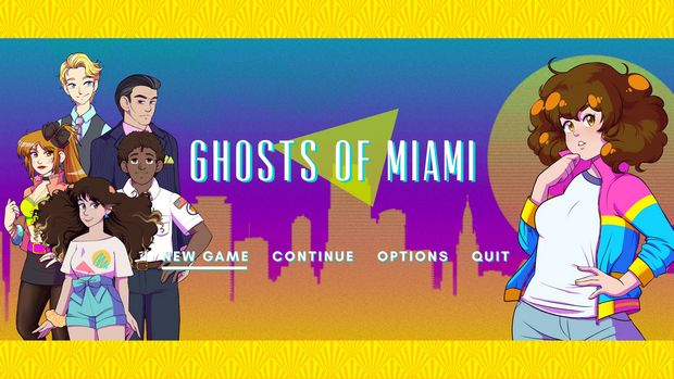Ghosts of Miami Torrent Download